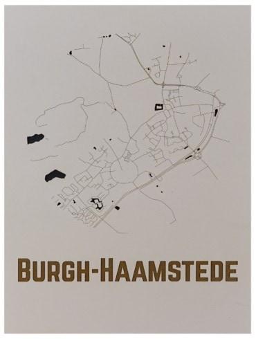 WoodyMaps ♥ Burgh-Haamstede