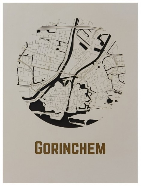 WoodyMaps ♥ Gorinchem