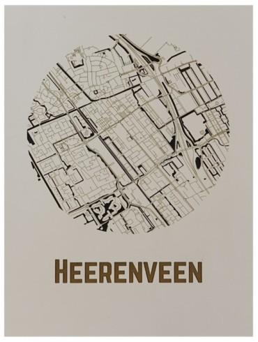 WoodyMaps ♥ Heerenveen