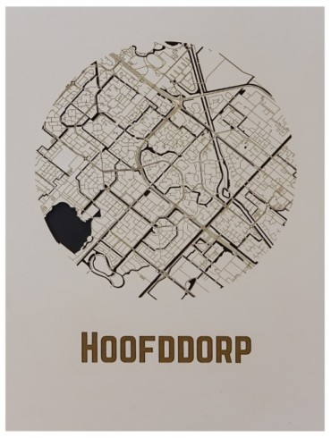 WoodyMaps ♥ Hoofddorp