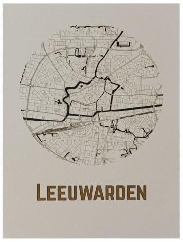 WoodyMaps ♥ Leeuwarden