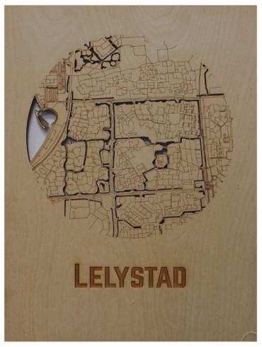WoodyMaps ♥ Lelystad
