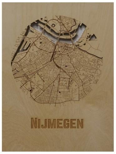 WoodyMaps ♥ Nijmegen