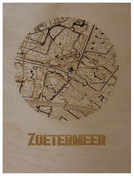 WoodyMaps ♥ Zoetermeer