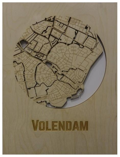 WoodyMaps ♥ Volendam