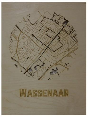 WoodyMaps ♥ Wassenaar