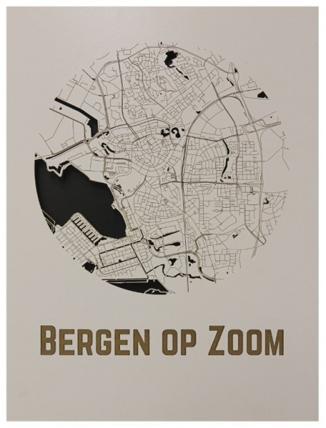 WoodyMaps ♥ Bergen op Zoom