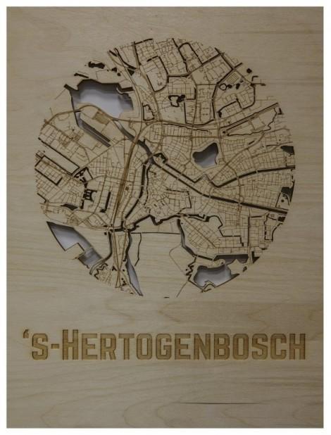 WoodyMaps ♥ 's-Hertogenbosch