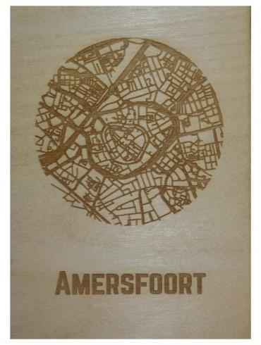 WoodyMaps ♥ Amersfoort