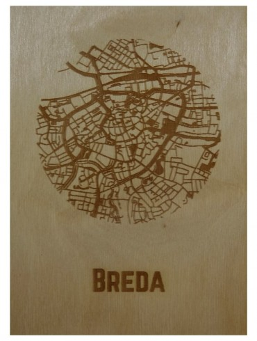 WoodyMaps ♥ Breda