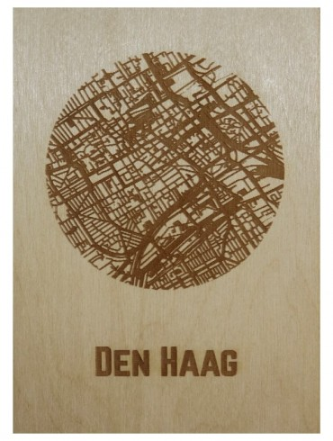 WoodyMaps ♥ Den Haag