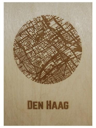Ansichtkaart van Den Haag
