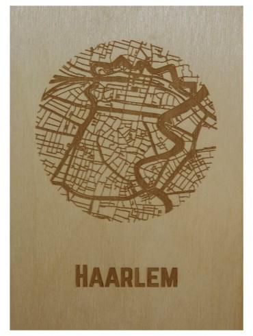 WoodyMaps ♥ Haarlem