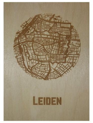 WoodyMaps ♥ Leiden