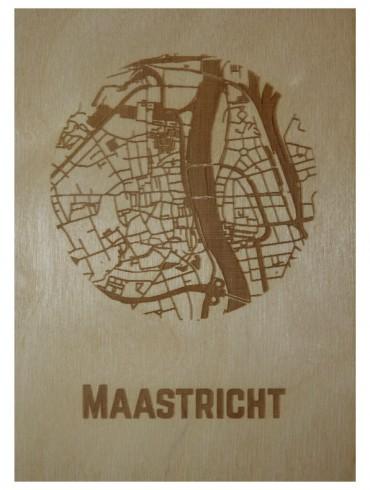 WoodyMaps ♥ Maastricht