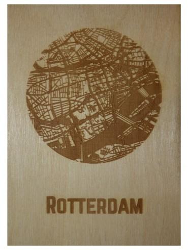 WoodyMaps ♥ Rotterdam