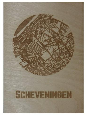 WoodyMaps ♥ Scheveningen • Postcards