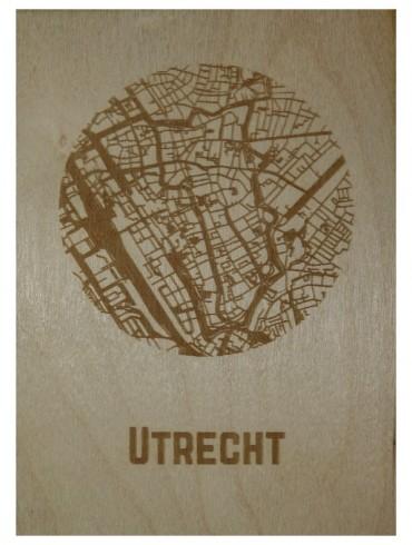 WoodyMaps ♥ Utrecht