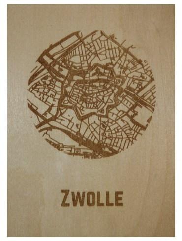 WoodyMaps ♥ Zwolle