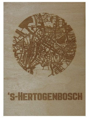 WoodyMaps ♥ 's Hertogenbosch
