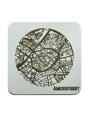 WoodyMaps ♥ Amersfoort • Coaster